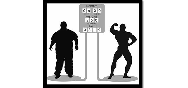 Abnehmen BMI