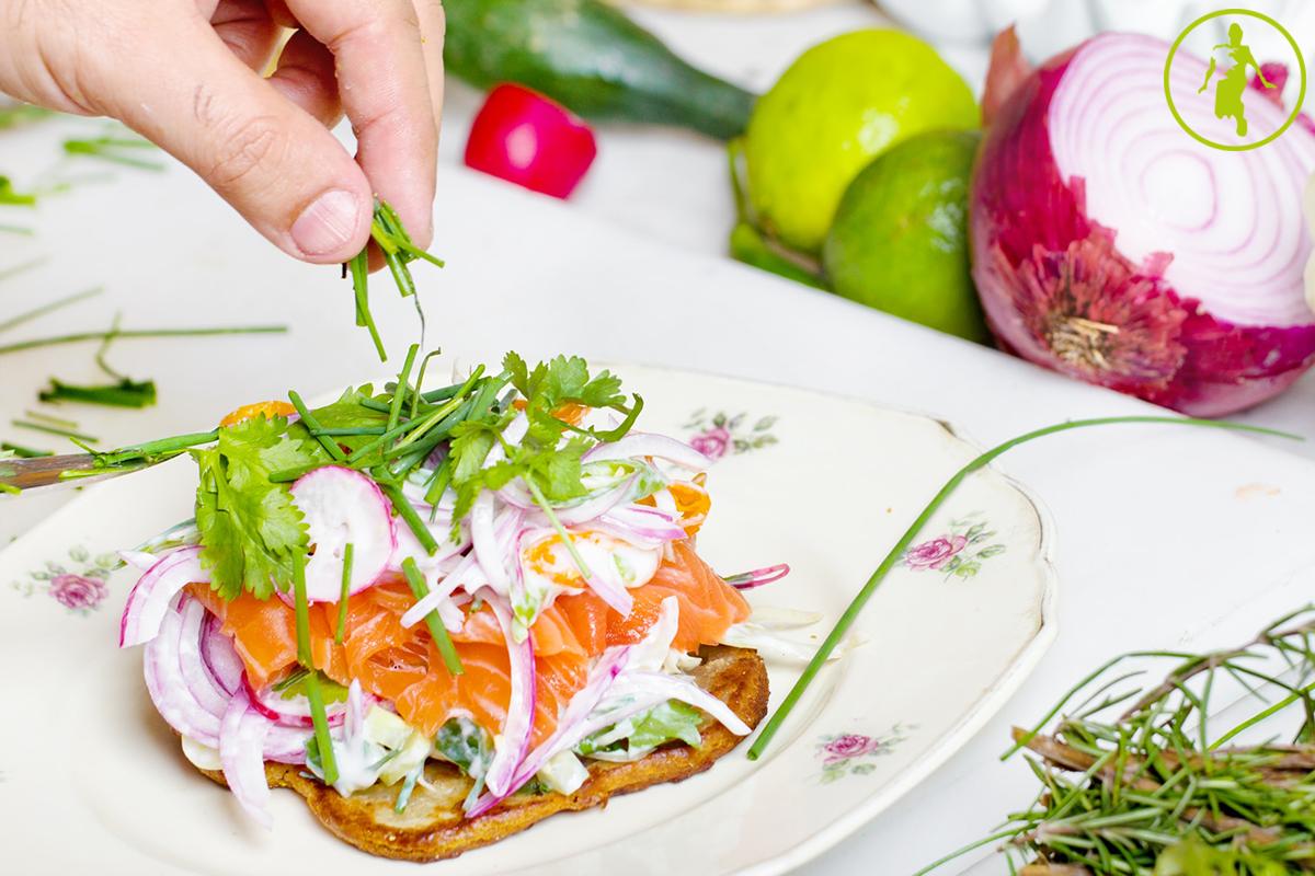 Schrittweise zur gesunden Ernährung