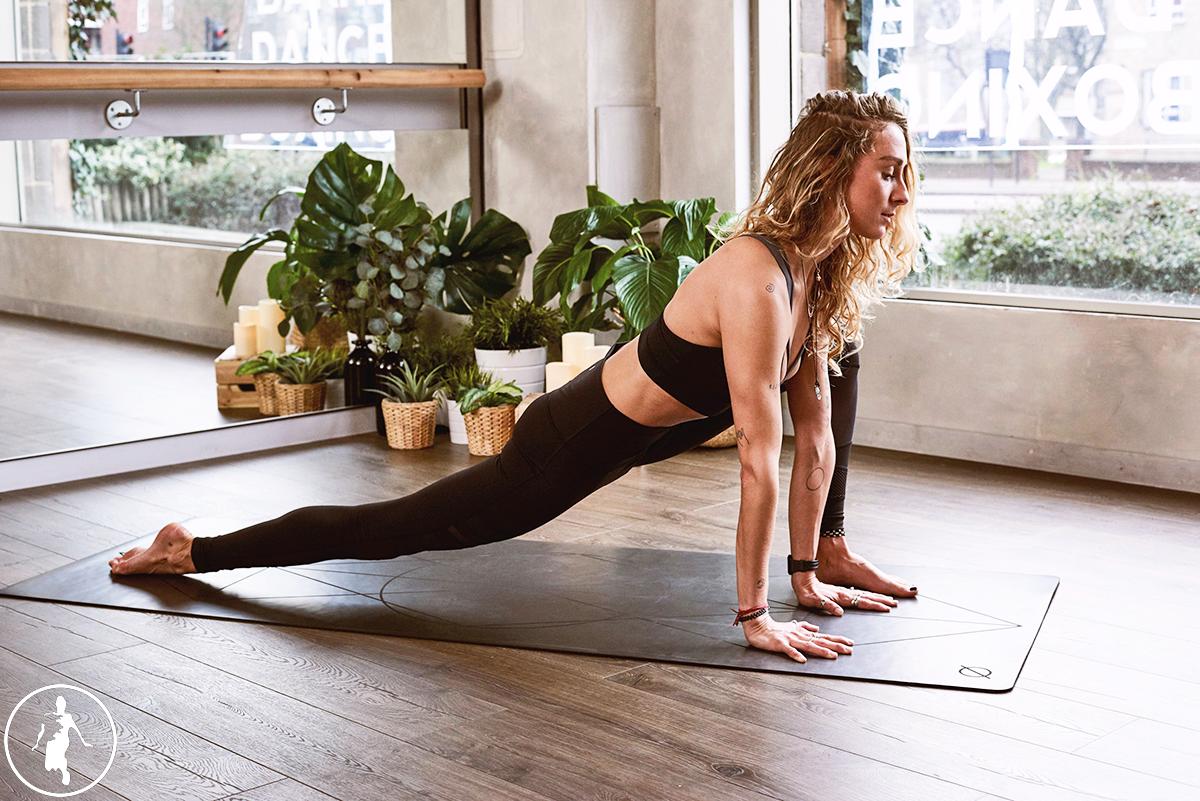 Yoga als Ergänzung zum Training