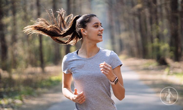 Laufen, Sport, Ausgleich