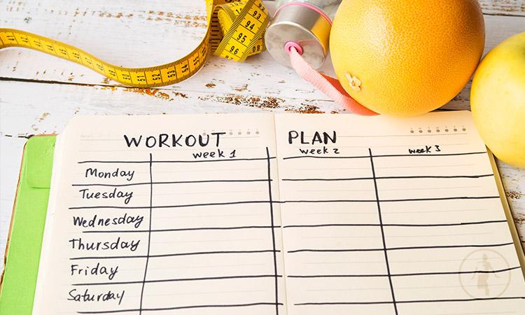 Effektiveres Training mit Trainingsplan