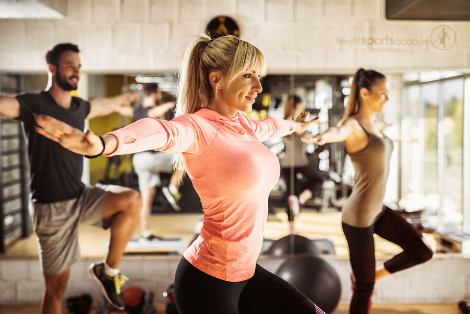 Dipl. Wellness-, Fitness und Personal TrainerIn