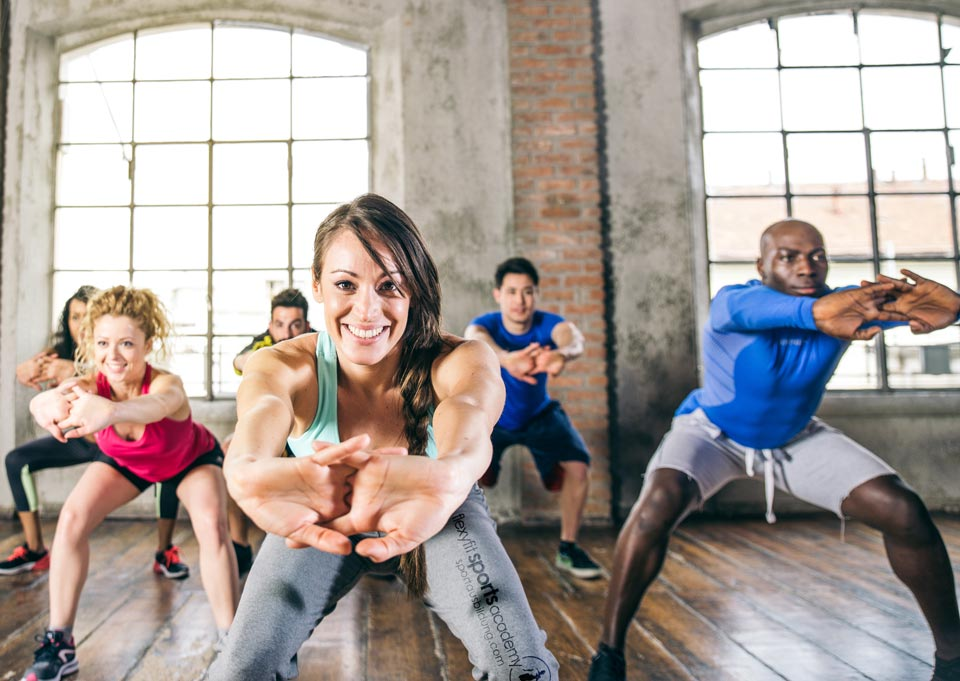 Group Fitness Instructor A-Lizenz