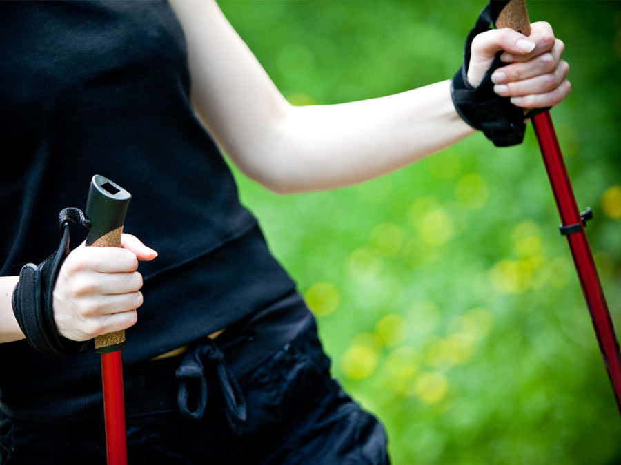 Nordic Walking InstructorIn
